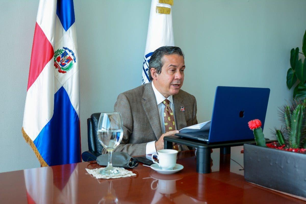 Jorge Mera: «Situación sanitaria no contrapone la lucha contra el cambio climático»