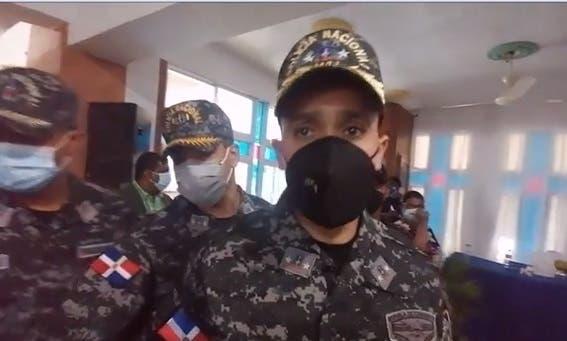 Director de la Policía habla sobre dominicanos secuestrados en Haití