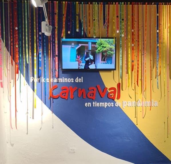 «Carnaval en tiempos de pandemia», derroche de color y tradición en exposición del Centro Cultural Banreservas