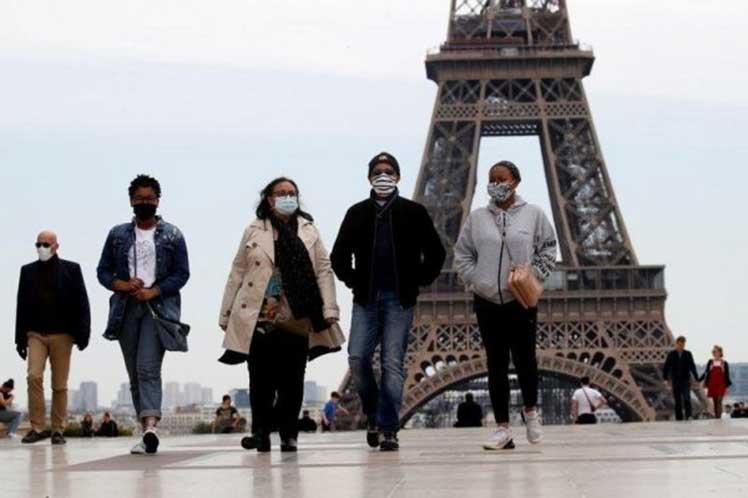 Francia aumenta los controles para evitar un nuevo confinamiento por coronavirus