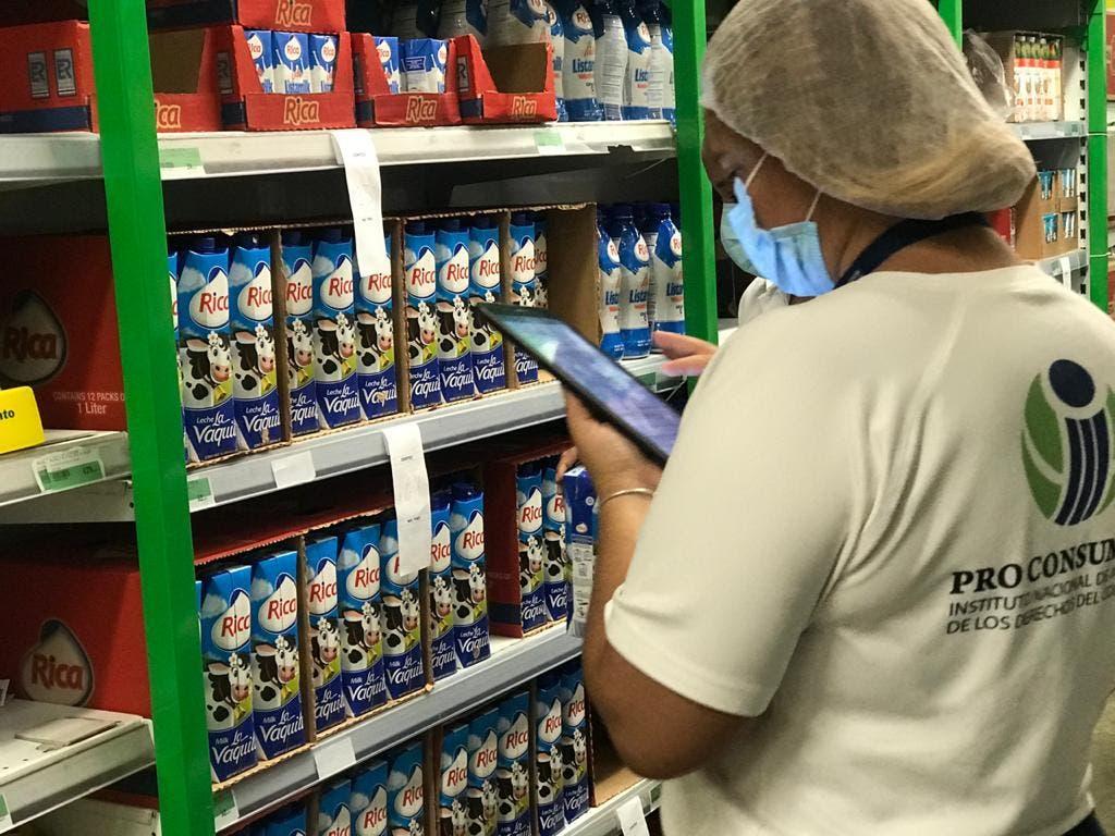 Lo que hará Pro Consumidor con relación a precios de productos de la canasta básica