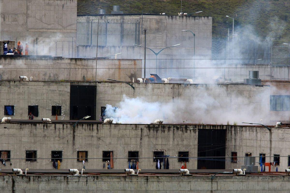 Ecuador: Amotinamientos en cárceles dejan 62 fallecidos