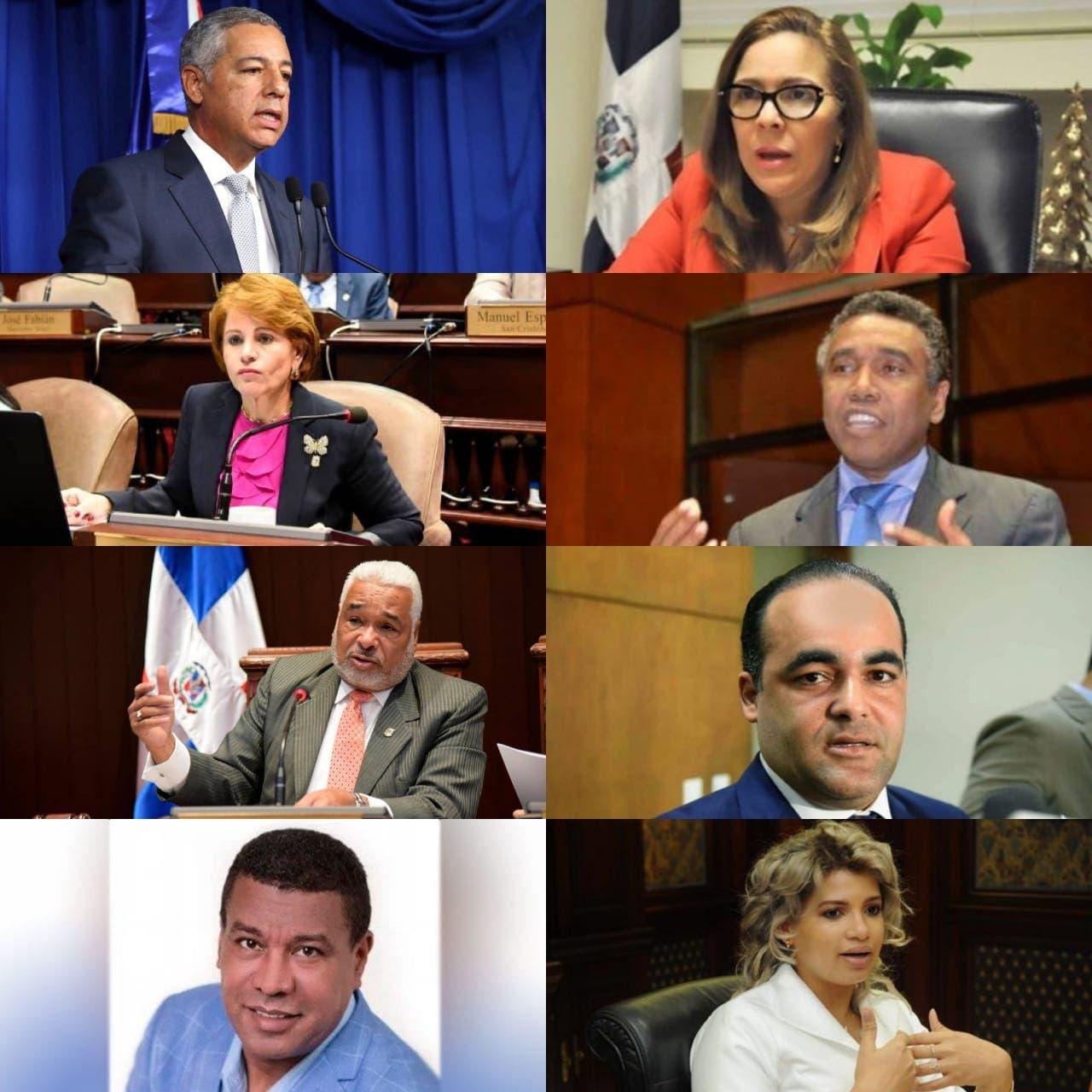 Los exfuncionarios que han sido interrogados por sus declaraciones juradas de bienes
