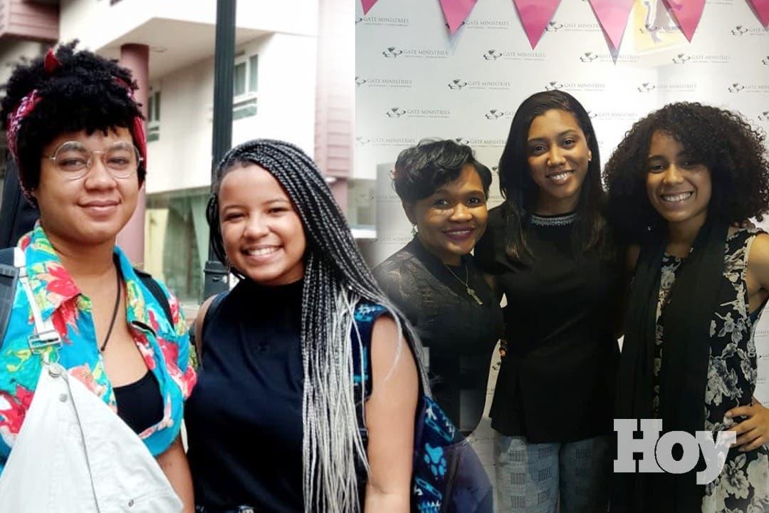 Largo, corto, afro y  rizo ¿Qué dice el pelo de las mujeres dominicanas?