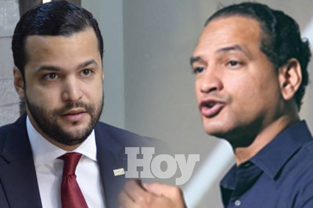 Acalorado debate entre José Laluz y Rafael Paz sobre Danilo Medina y el PLD