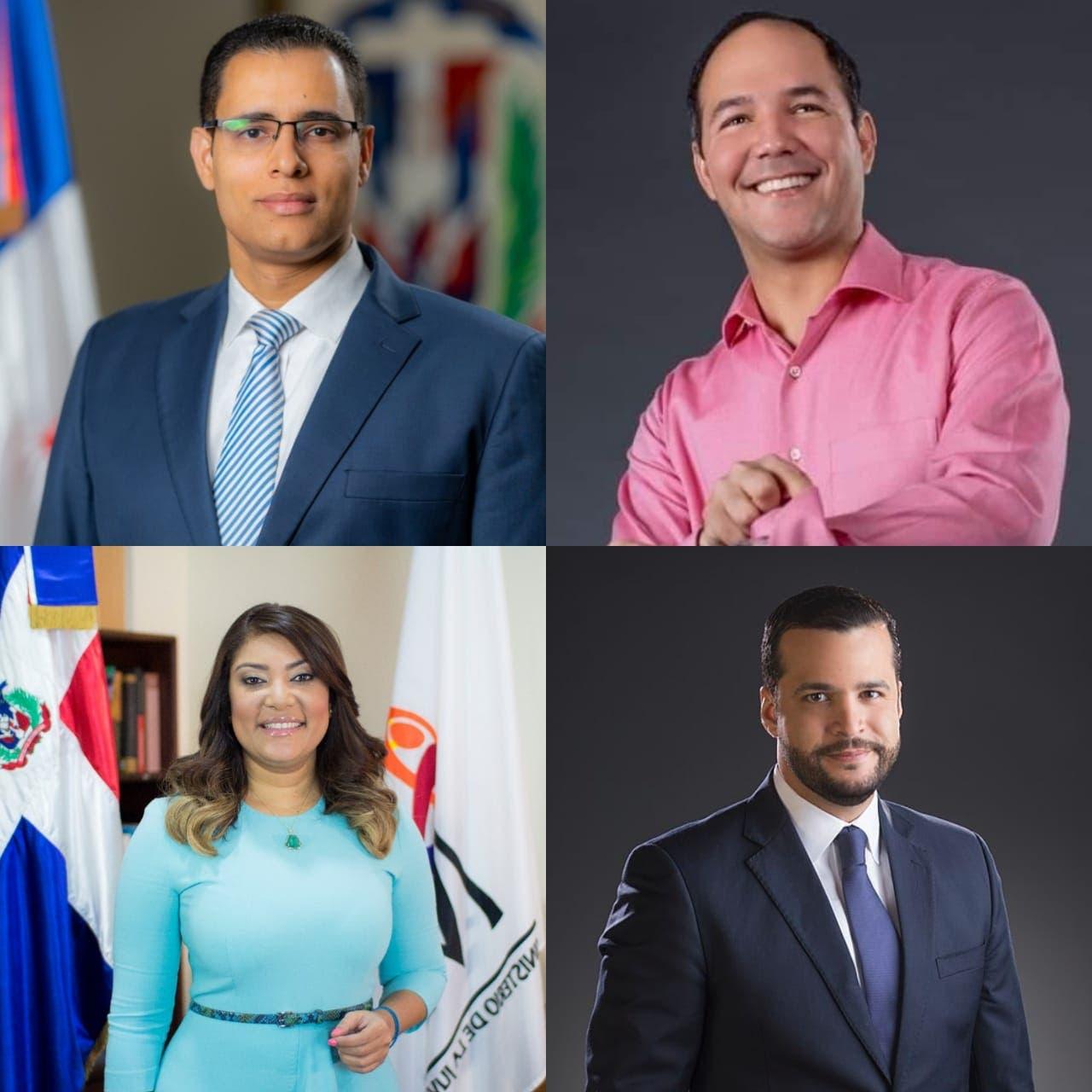 Los peledeístas más votados para ser miembros del Comité Central