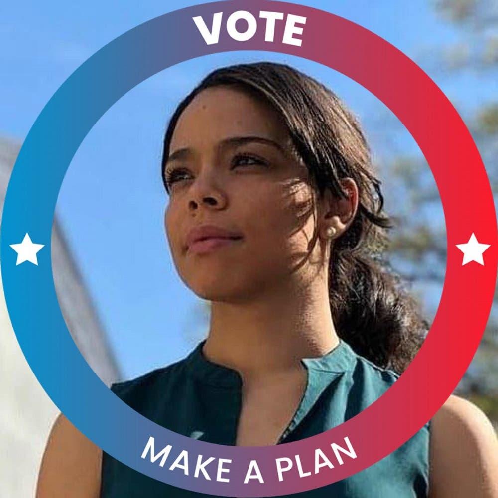 Pierina Sánchez, una joven de origen dominicano que aspira al Concejo Alcaldía de NY