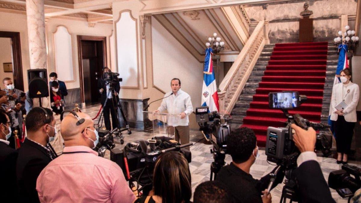 José Paliza dice perremeístas serán integrados al Gobierno en próximas semanas