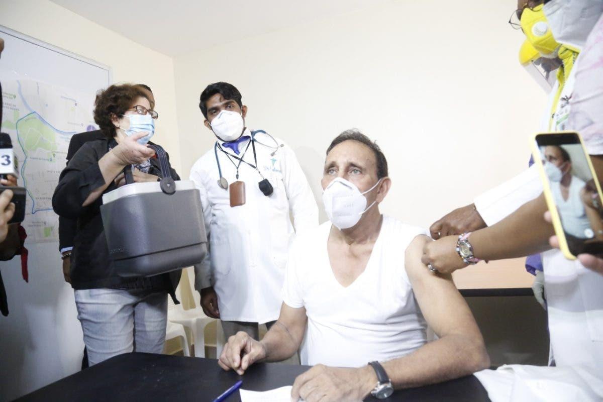 Cruz Jiminián: yo creo en la vacuna y la creo necesaria