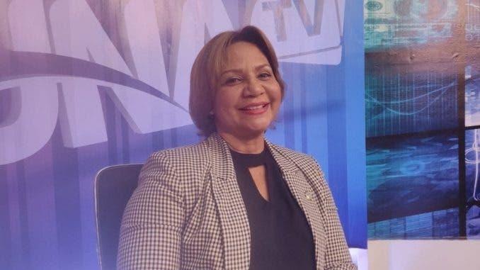 Diputada Shoraya Suarez descarta mala fe del Gobierno en cortar fondos a partidos