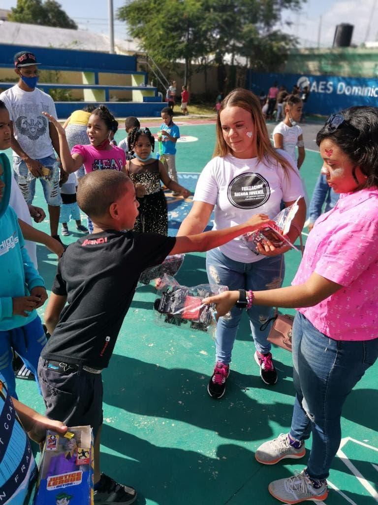 Fundación Rienda Juvenil realiza encuentro con niños de