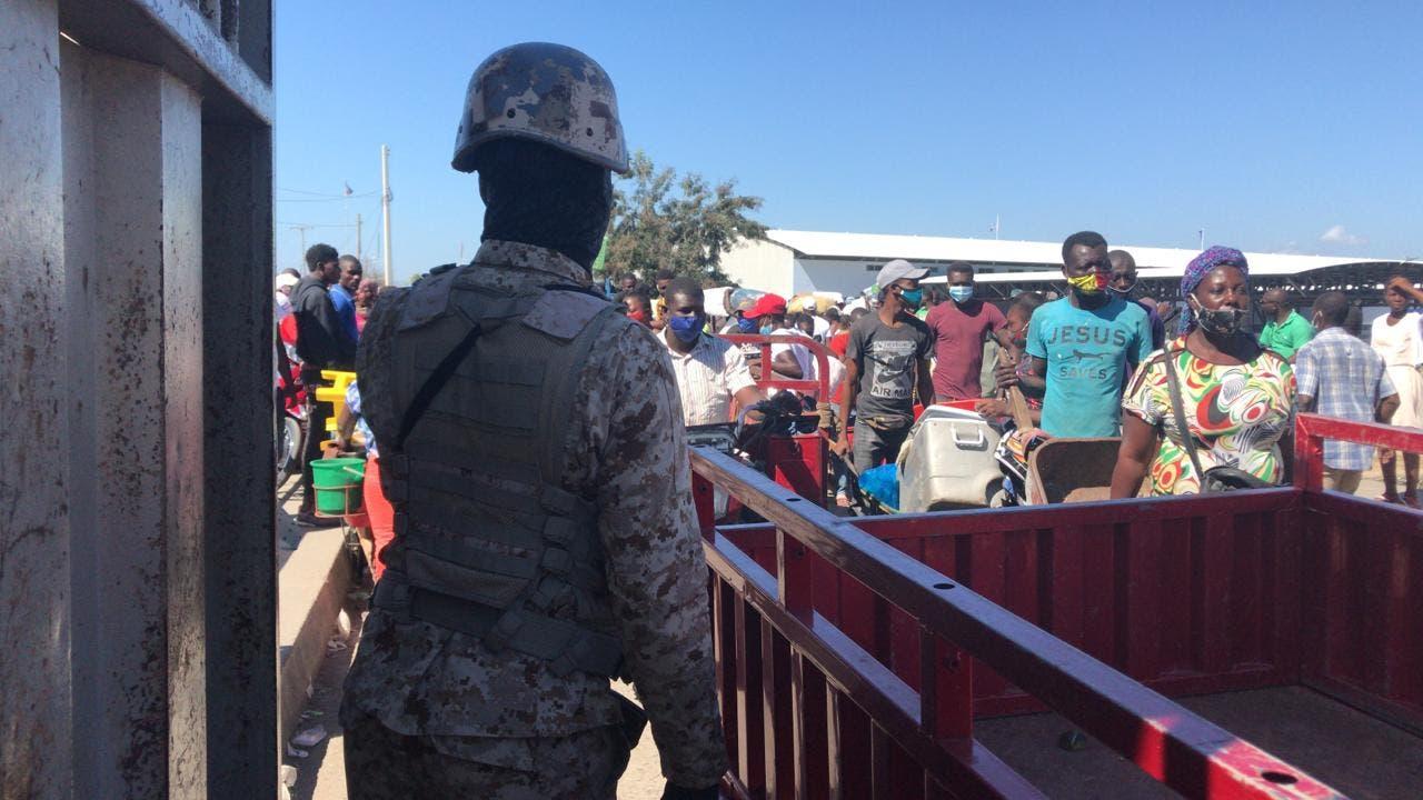 Disturbios, secuestro y fuga de reos en Haití dispara tensión en zona fronteriza