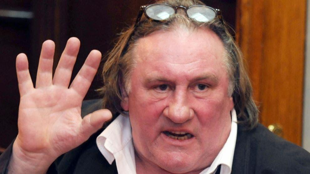 Reportan polémico actor Gérard Depardieu fue imputado por violación y agresión sexual