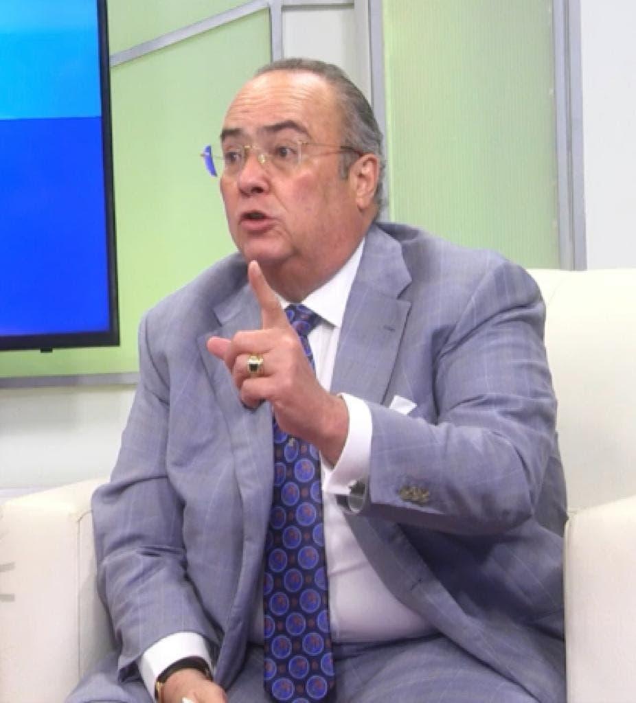 Mariotti invita a sus compañeros del PLD a votar para garantizar unas elecciones exitosas