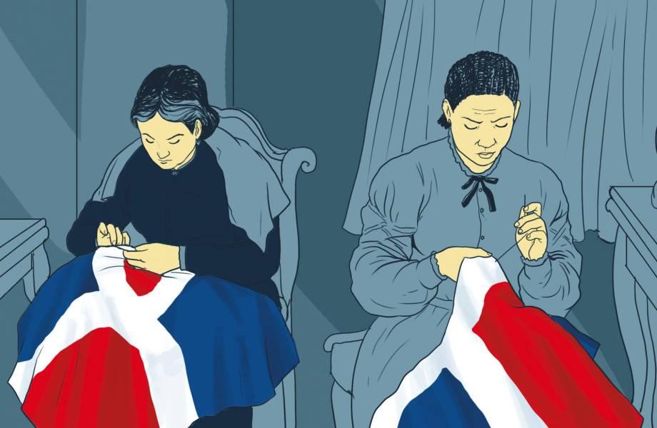 FOTOS: Mujeres que lucharon por la Independencia dominicana