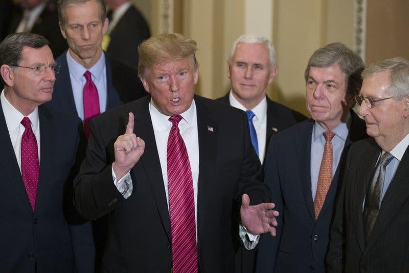 Trump provoca guerra interna en el Partido Republicano