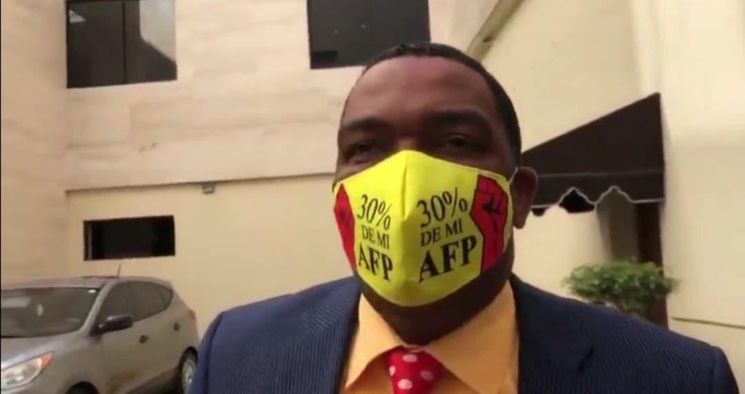Botello llama a Comisión de Disciplina dar con presuntos infiltrados de protesta en el Senado