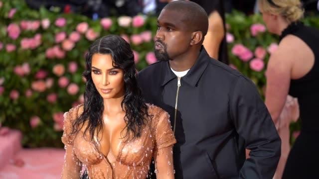 Kim Kardashian solicita  formalmente divorcio de Kanye West