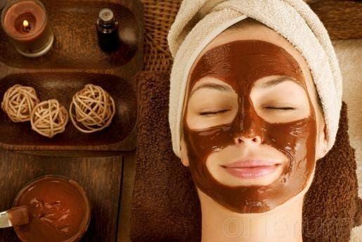 ¿Has oído de la mascarilla de chocolate?