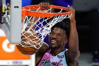 Heat supera a diezmados Lakers en reedición de la final