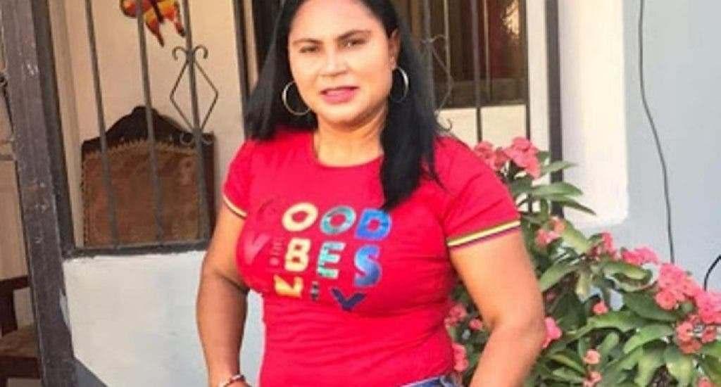 Otro feminicidio, esta vez en Tamboril