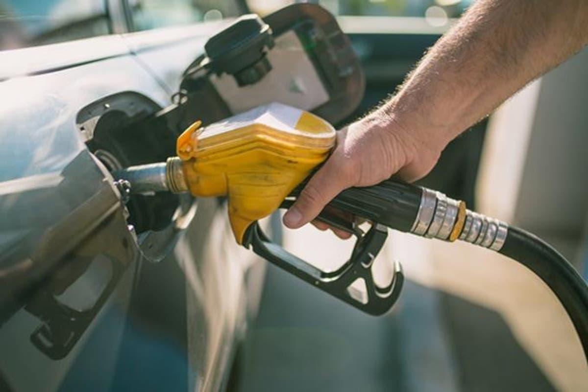 Industria y Comercio: Todos los precios de los combustibles, sin variación