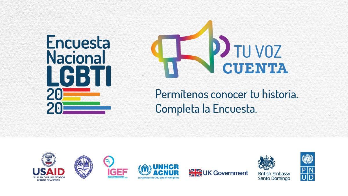 Más de tres mil personas pertenecen a la comunidad LGBTI, según encuesta