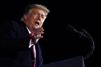 Trump hará su primera aparición como expresidente en Florida