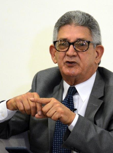 José Rijo: «No es posible entregar porcentaje fijo de ley de PIB a instituciones»