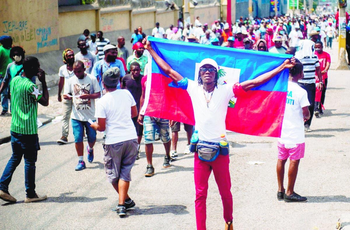 Policía haitiana advierte impedirá manifestaciones