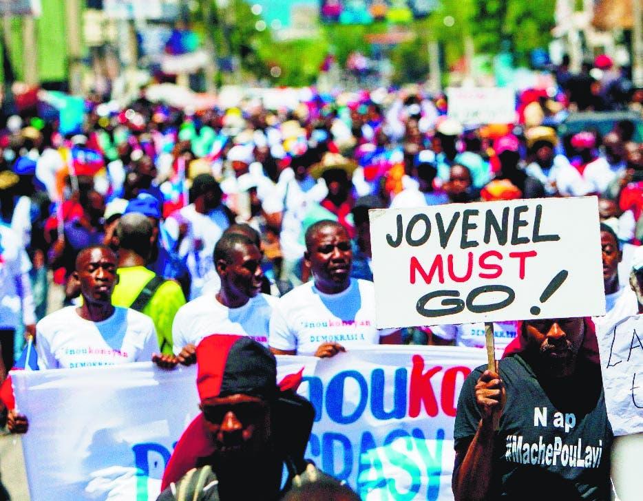 Haitianos en el país reaccionan al asesinato de su presidente