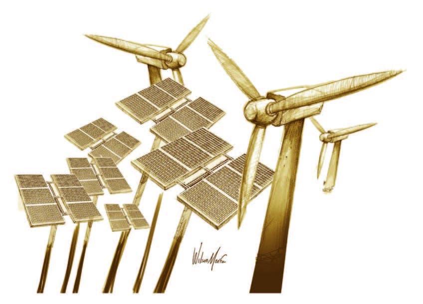 La transformación energética: hacia la energía solar