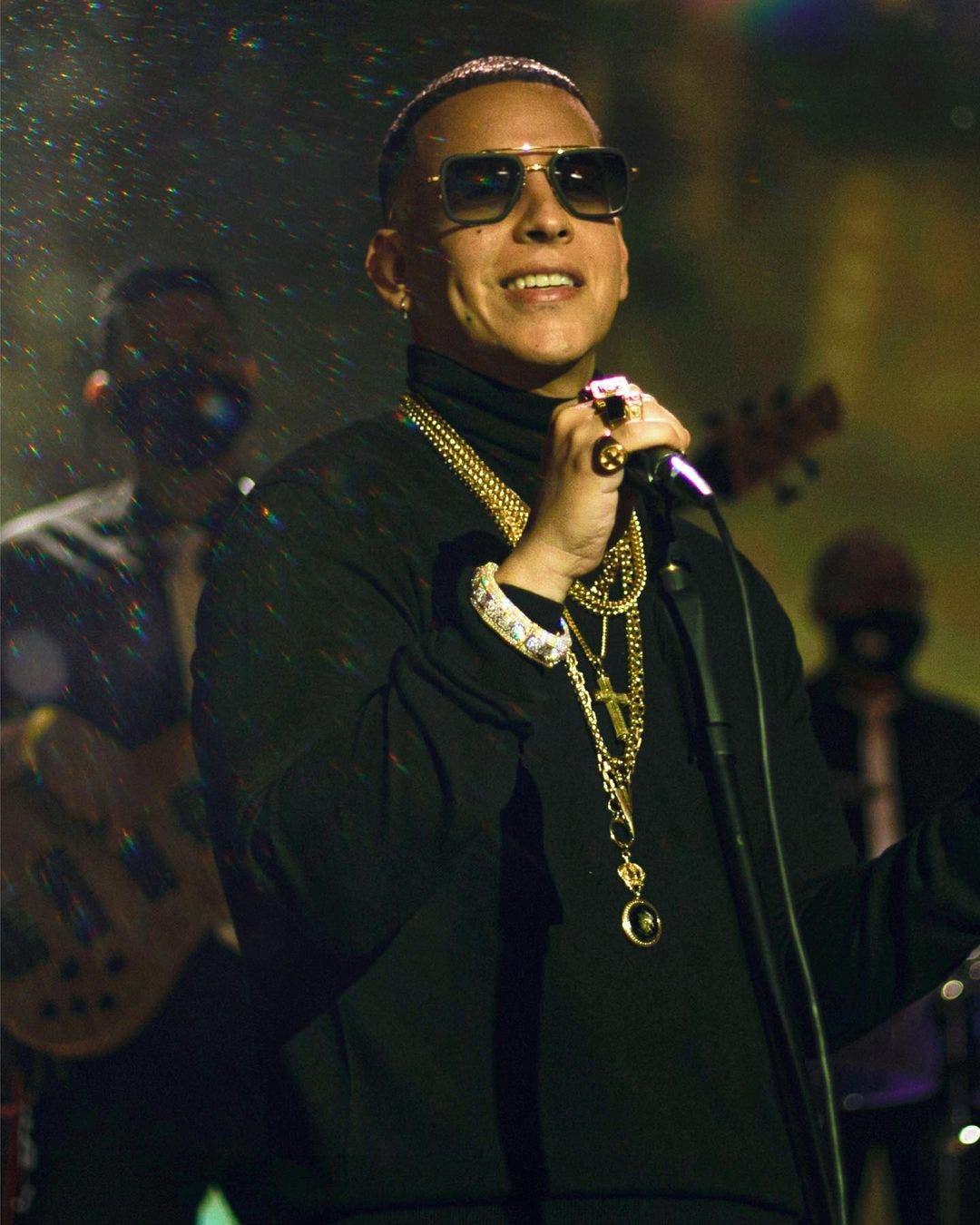 Daddy Yankee revela que aumentó más de 20 kilos por la pandemia