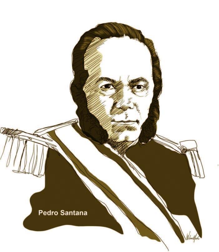 Pedro Santana visto desde la historia