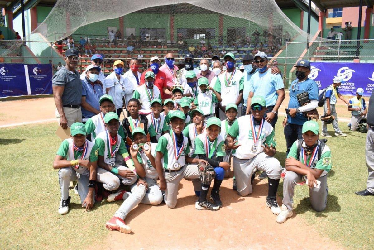 Celebrarán Copa Nacional Béisbol U12