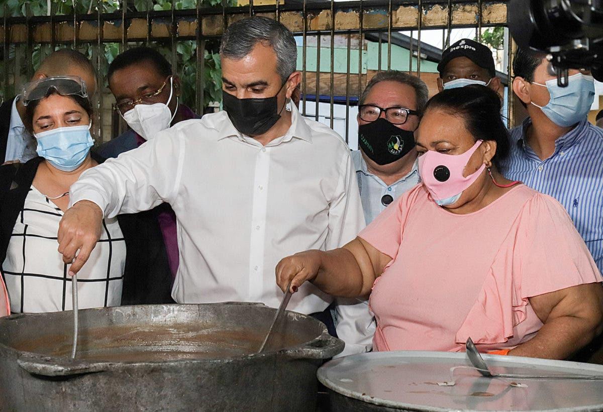 Lanzan Inespre en tu Barrio; tiene combo de habichuelas con dulce a 250 pesos