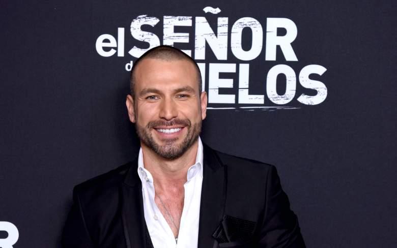 """Rafael Amaya habló sobre su regreso a las pantallas dos años después de """"El Señor de los Cielos"""""""