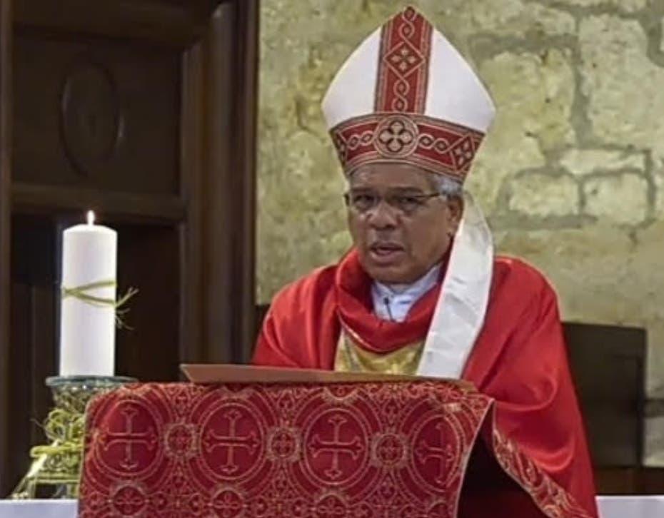Monseñor Ozoria pide para que cese el «Mal manejo» de los recursos del país