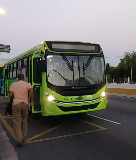 Tormenta Fred: OMSA dispone autobuses para traslado a los albergues