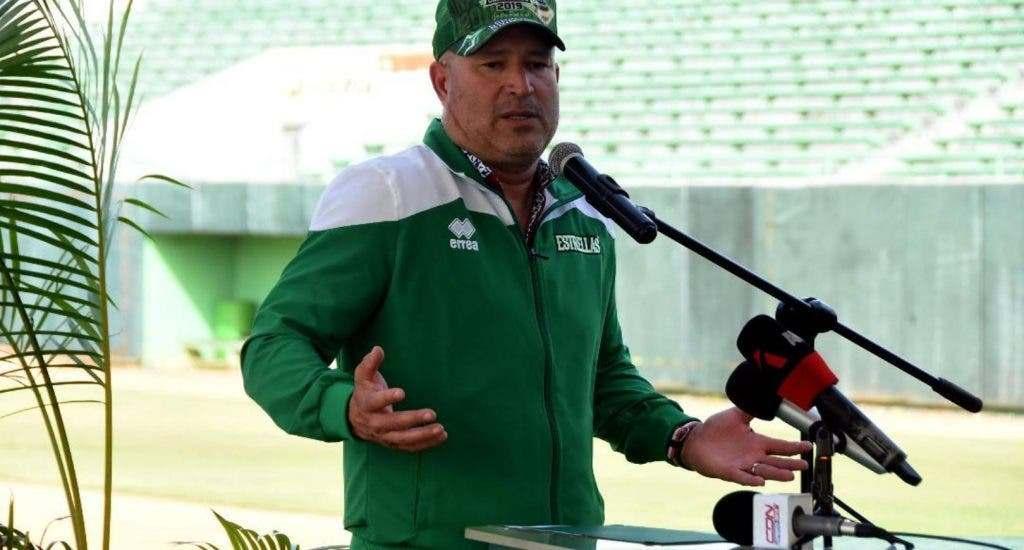 Manny Acta informa que ya no será VP de operaciones de las Estrellas Orientales