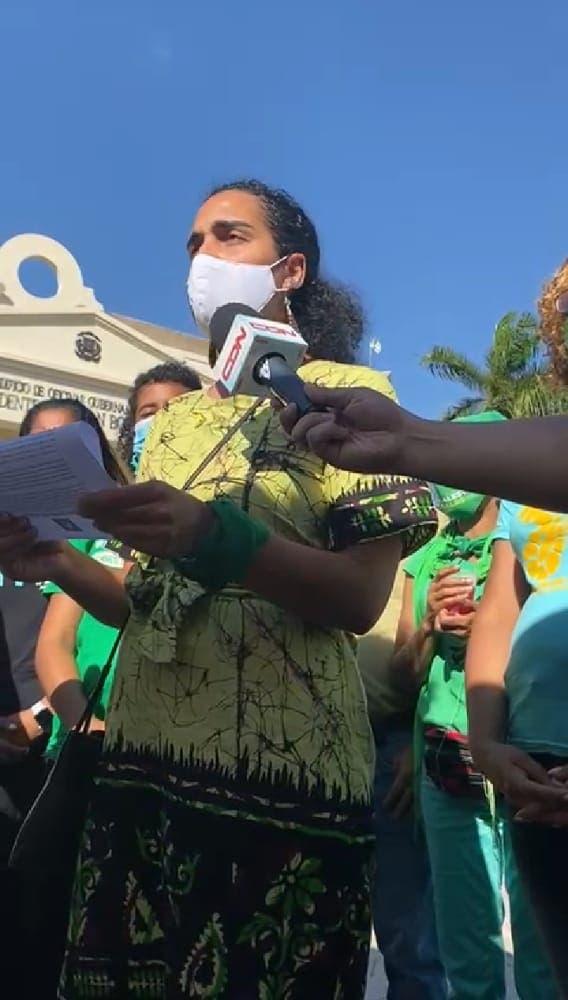 Declaración de Alianza País del Distrito Nacional a favor de las tres causales