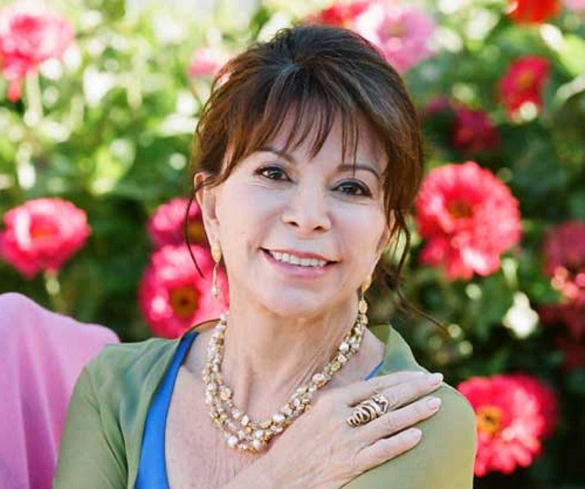 Isabel Allende sobre feminismo, teleserie y amor en pandemia