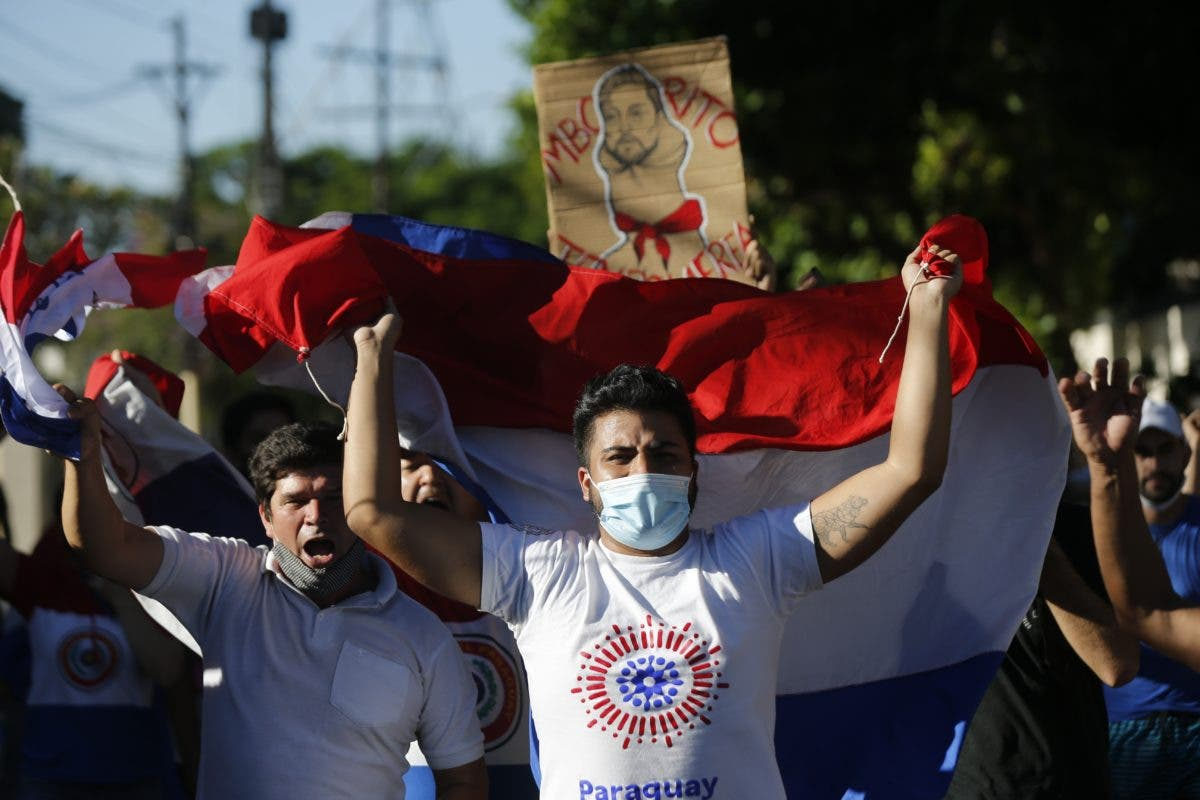 Paraguay decreta la alerta roja por el incremento de casos COVID-19