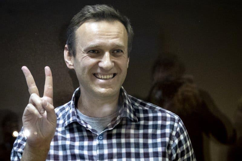 EEUU y Europa sancionan a funcionarios de Rusia por Alexei Navalny