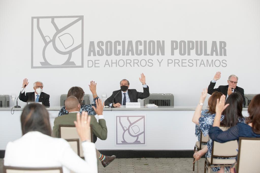 Asamblea anual Activos de APAP crecen 9.3%