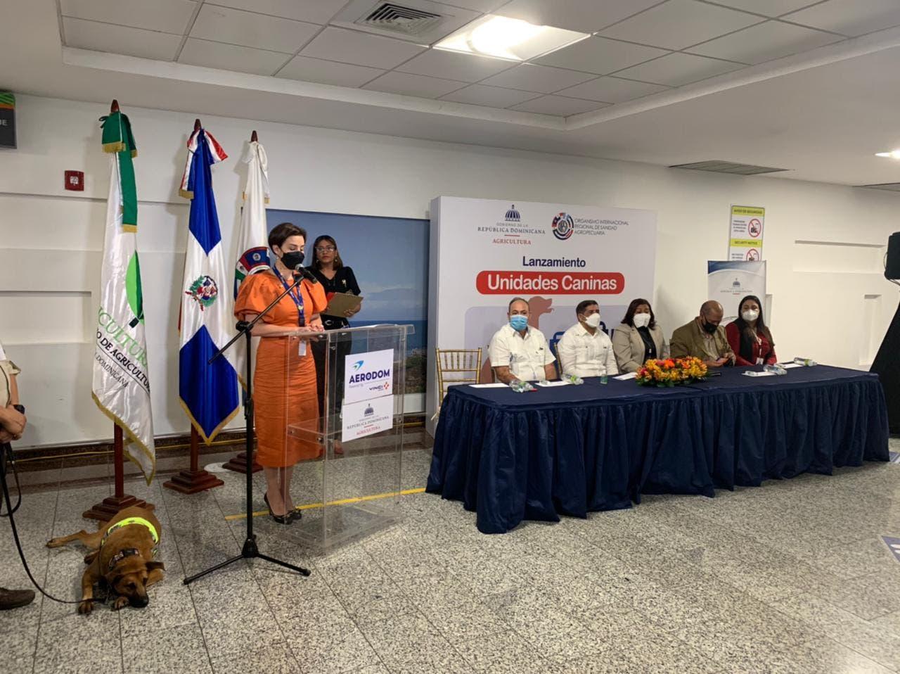 Dos unidades caninas evitarán ingreso de plagas al país desde AILA