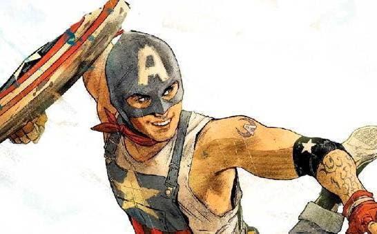 Marvel Comics anuncia Capitán América gay