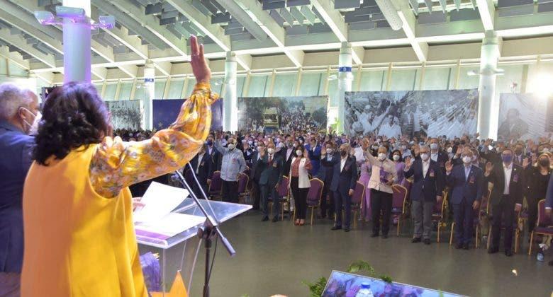 Se esperan 3,000 personas en acto de clausura del IX Congreso del PLD este domingo