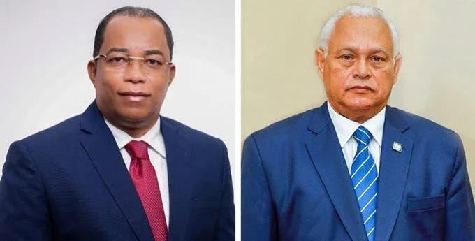¿Quiénes son Catalino Correa y Luis Rafael Delgado, los funcionario que Abinader rotó?