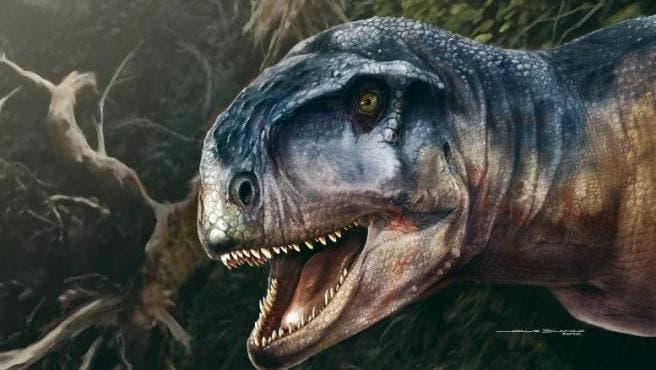 Hallada una nueva especie de dinosaurio carnívoro